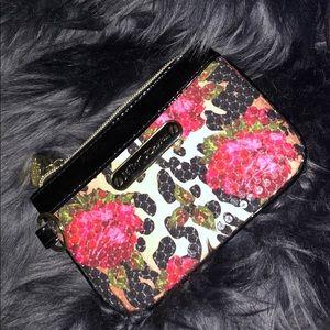 Betsy Johnson wallet chain